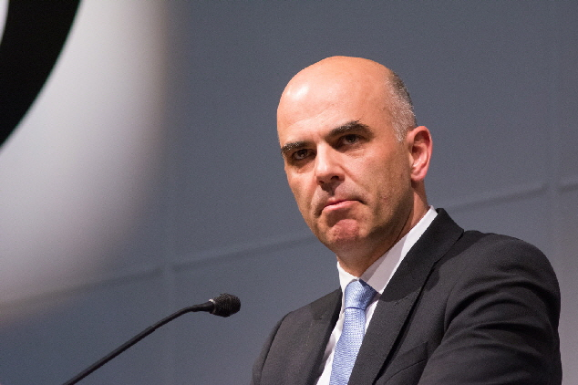 Dr. Alain Berset - President of Switzerland 2018